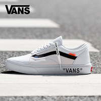 Original Vans Shoes Low Top Casual Classic Lover S Sneakers36 44