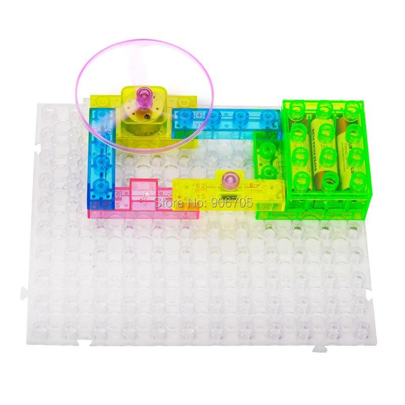 59 projekata sklopovi pametni elektronički kit integrirani sklop - Izgradnja igračke - Foto 4