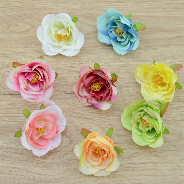 Artificial flowers bosi lei roses silk flower wreath hat hairpin diy artificial flowers bosi lei roses silk flower wreath hat hairpin diy decorative flower wholesale m mightylinksfo