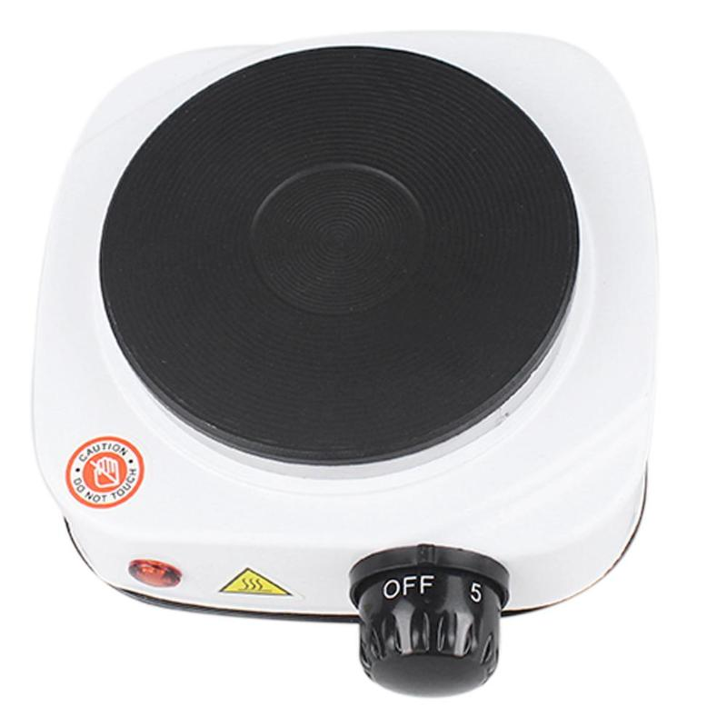 Laboratory Melt Wax Soapy Solid Practical Electric Heater Stove Hot Plates Electrothermal Furnace Cooking Plate Coffee Tea Heat