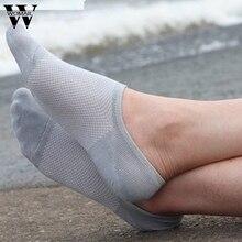 Jan21 Amazing 5 Pairs Summer Spring Casual Men's Boat Socks Liner Low Cut No Show Socks