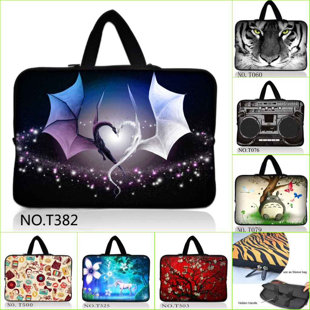 Best Price Portable Laptop Zipper Soft Case Bag Cover Sleeve Pouch For Apple 11/13 Macbooks Pro/Air Notebook