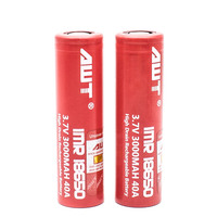 A Touch AWT 18650 Battery 3 7V 40A For Electronic Cigarette Box Mod Eleaf Istick Pico