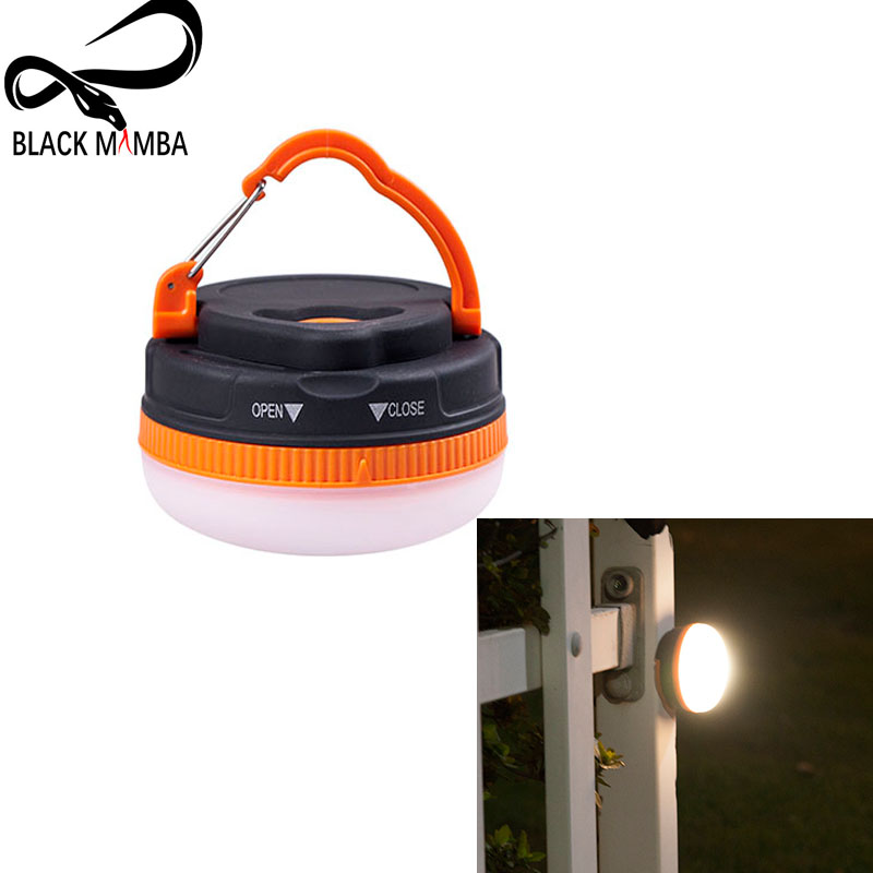 outdoor 180lm hiking camping led night light portable 5 modes led lantern tent lamp aaa battery