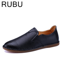 New Arrival Men Casual Boat Shoes Spring Autumn Mens Breathable Flats Walking Shoes Fashion Shoes Male Driving Shoes /03