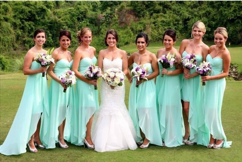 Fun Summer Bridesmaid Dresses