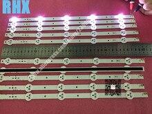 10 Cái/lô Cho SVG400A81 Tái Bản 121114 PARA TV. SONY KDL 40R470A LCD Đèn Sau S400DH1 1 1 = 5LED 395MM