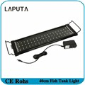 1pcs Newest 2 Mode Led Aquarium Lamp Light For Fish Tank Aquarium Light White/Blue 30cm 40cm 60cm 90cm Led Grow Light