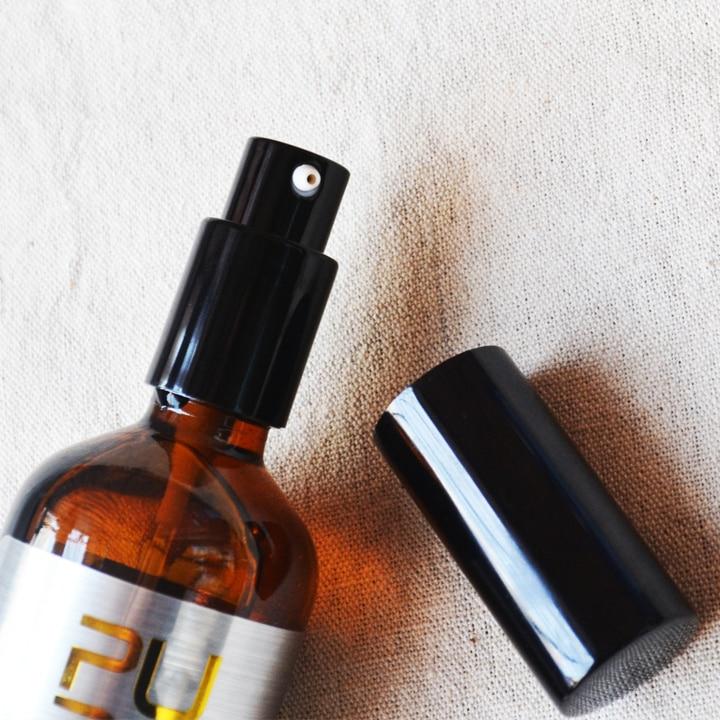 PURC Moroccan Argan Oil шашты қалпына келтіреді - Шаш күтімі және сәндеу - фото 3