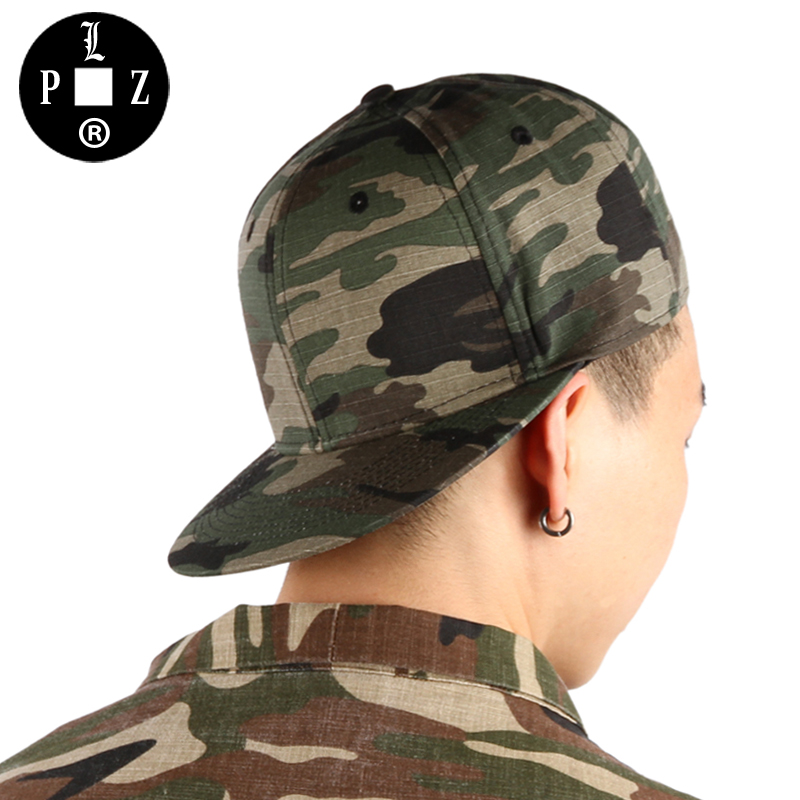 PLZ SWAG Camo Snapback Baseball Cap Men Fashion Street Hip Hop Caps 2017 Skateboard Camouflage gorra bone masculino hats for men машинка для стрижки волос remington pg6160