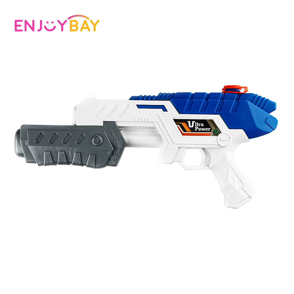 Enjoybay Plastic Water Gun Toys Outdoor Shooting Game Pistol Summer Playing Water Gun Toys Family Interactive Toy for Children