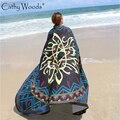 Round Beach Towel 2016 Large  Indian Decor Mandala Tapestry Wall Hanging Hippie Throw Bohemian Twin Bedspread  Mandala Blanket