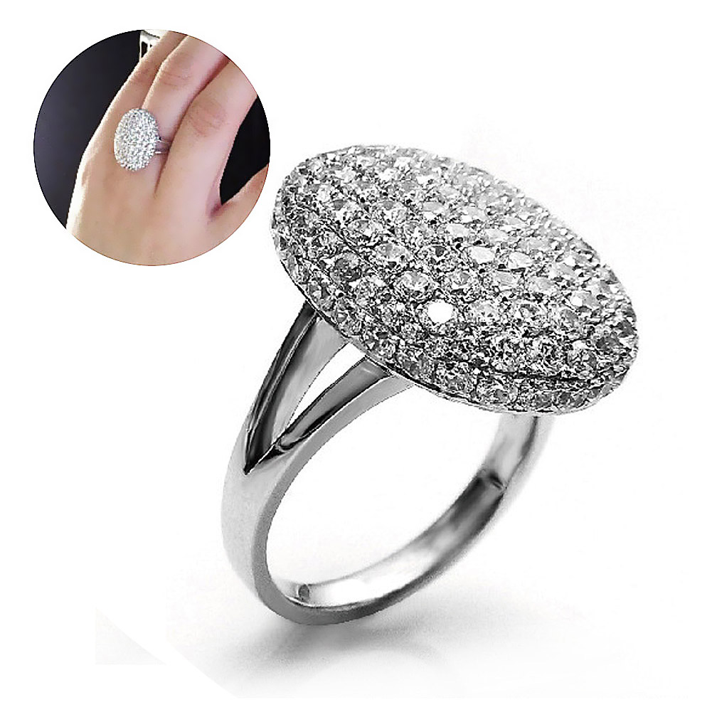 Fashion Twilight Saga Breaking Dawn Bella Engagement Wedding Ring For Woman  M595 Kqs