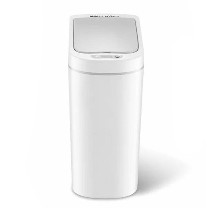 US $28.8 29% OFF|Waterproof Sensor Bin Automatic Touchless Automatic Smart  Motion Sensor Rubbish Waste Bins Kitchen Trash Can-in Waste Bins from Home  ...