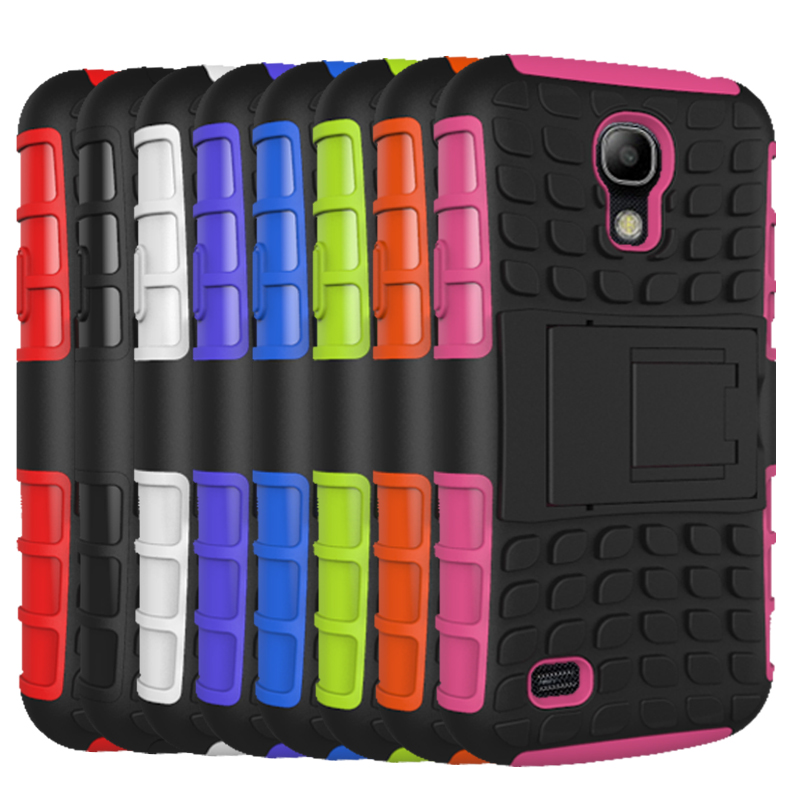 For Samsung Galaxy S4 Case Heavy Duty Armor Shockproof Hybrid Hard Rugged Rubber Phone Cover I9500 I337 In Per From