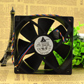Free Delivery. 12 cm 12038 12 v 1 a AUC1212DE 4 wire PWM mute airflow chassis cooling fans