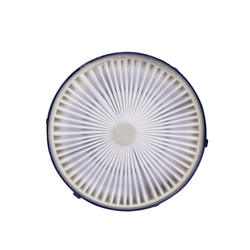 1 шт. 140 мм белый hepa фильтр для пылесоса аксессуары и части hepa фильтр
