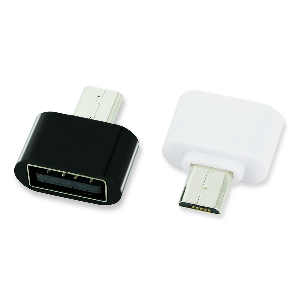 2pcs/lot Mini OTG Cable USB OTG Adapter Micro USB To USB Converter For Smart Phone Tablet PC Android
