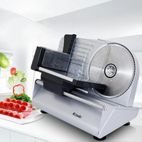 MS 305C Electric Slicer Multi function Meat Slicer Semiautomatic Household Desktop Lamb Slice Vegetables Bread Ham Frozen Meat