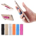 100pcs  Finger Grip stand Universal Phone Holder with Stand for iphone samsung HTC phone hoder
