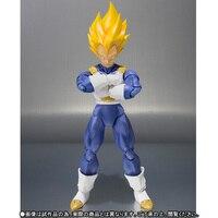 Dragon Ball Z Original BANDAI Tamashii Nations SHF S H Figuarts Action Figure Super Saiyan