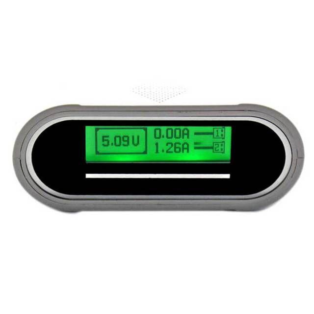 E5 $ number ranuras 18650 cargador de batería Soshine LCD 2 USB Cargador Móvil 18650 Powerbank Powerbanks DIY 18650 Caja de Carga De La Batería