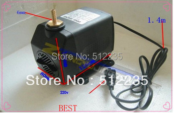 75w  3.2m head Engraving machine water pump,Engraving machine accessories,Water spindle motor special circulating pump