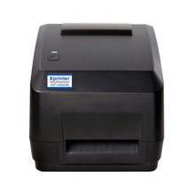 Free shipping High quality shipping address pritner thermal barcode printer thermal transfer printer for Jewelry tags label