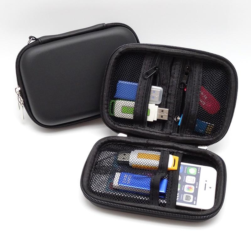 Жесткий чехол, электронные аксессуары, органайзер, дорожная сумка, жесткий USB флэш кейс для хранения кабеля для Samsung T3 внешний твердотельный|Сумки и чехлы для жестких дисков|   | АлиЭкспресс