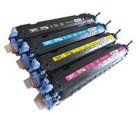 Compatible toner cartridge for Q6000A Q6001A Q6002A Q6003A for HP Color Laserjet 1600/2600n/2605/2605dn laser printer