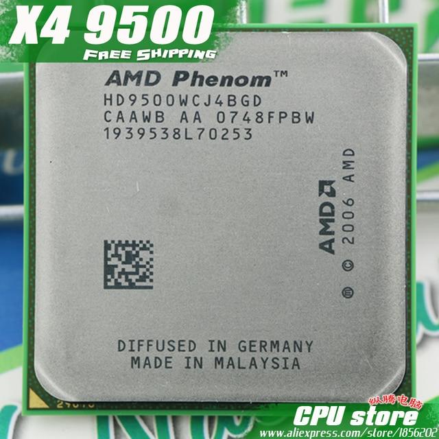 DOWNLOAD DRIVER: AMD PHENOM TM 9500 QUAD-CORE PROCESSOR
