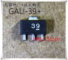 10PCS GALI-39 GALI-39+ GALI39 MARKING 39 SOT-89  IC