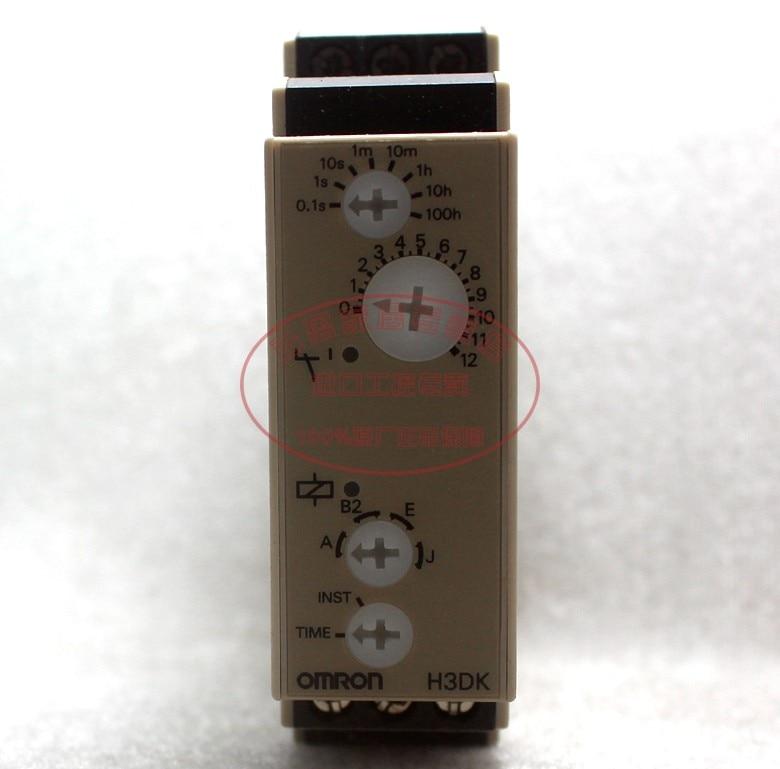 Original authentic Omron (Shanghai) OMRON time relay H3DK-S2Original authentic Omron (Shanghai) OMRON time relay H3DK-S2