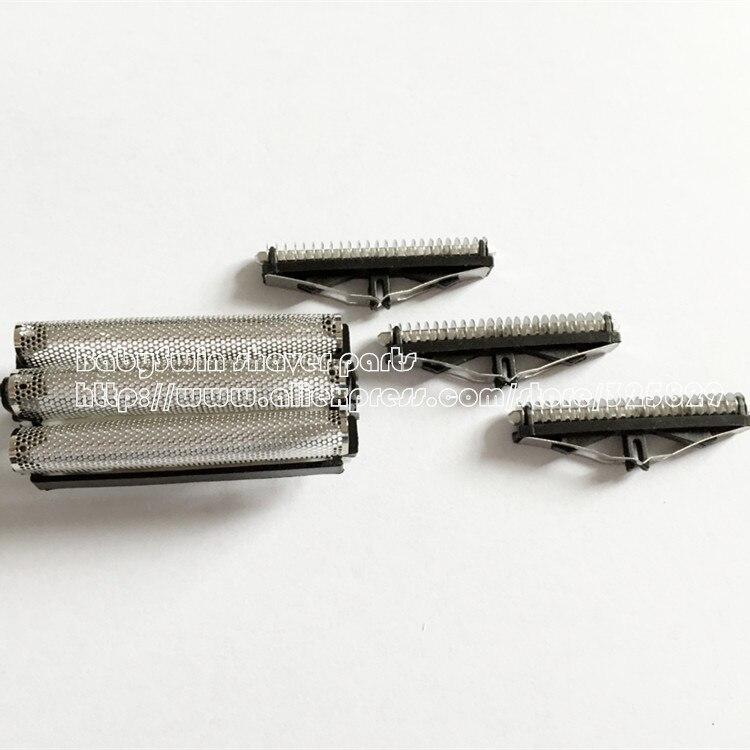 Nouveau 1x lame et feuille de rasoir de rechange pour Remington TA-TF convient aux modèles TA-3050 TA-3070 TA-4570 TA-5570Free expédition