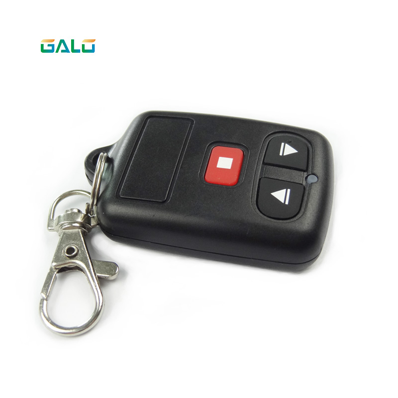 GALO sliding gate Remote Control Can copy the Remote Control 418MHz galo dc24v ac220v ac110v electrical