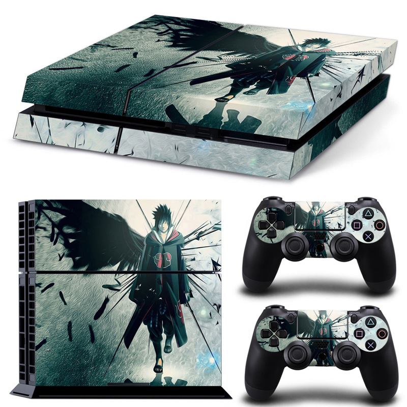 Vinyl DecalSkin Sticker For PS4 Playstation 4 Console+Controller