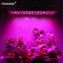 Foxanon Grow Light AC 85-265V 25W Full Spectrum LED Growing Lamps Box UV Growth Phyto For Indoor Greenhouse Tent Plants Flowers(China)