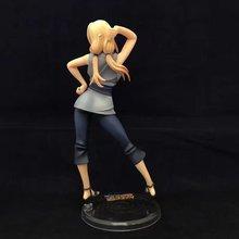 Naruto Tsunade Anime Action Figure PVC 21cm Collectible Model Toy
