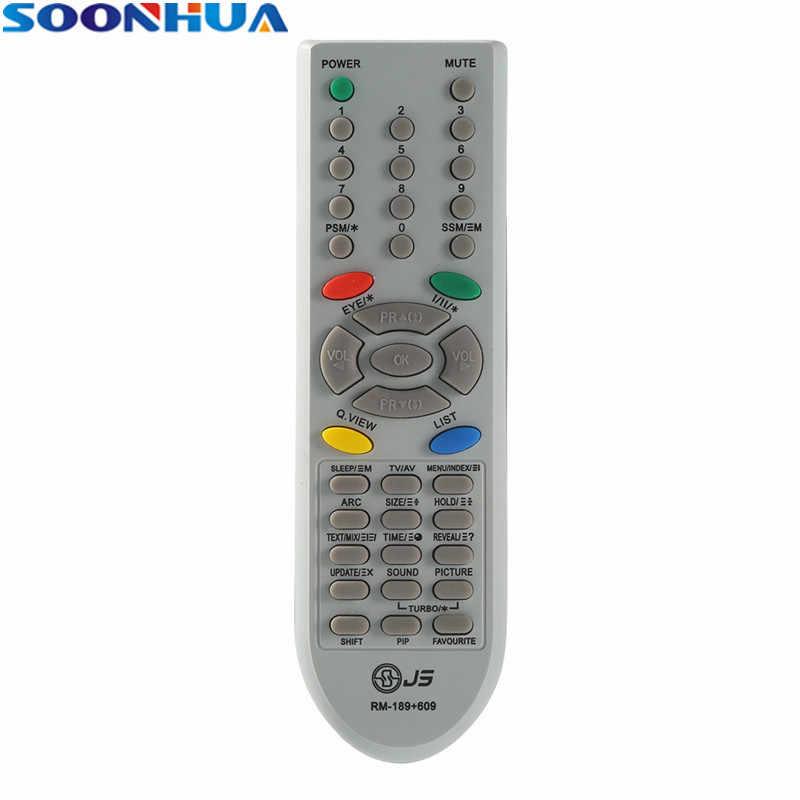 SOONHUA ユニバーサル LG Lg AK MK シリーズ交換用のリモート RM-609CB 液晶テレビ