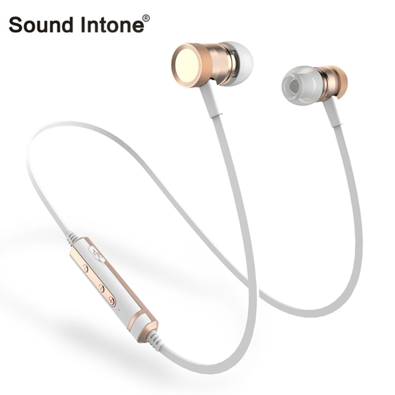 Sound Inone H6s Sport Wireless Earphones Stereo music Bluetooth Earphone with Mic In-ear Headsets for iPhone for Xiaomi For Mp3 bluetooth wireless earphones in ear sport running headsets waterproof anti sweat mini earphone hifi stereo mic for phone music
