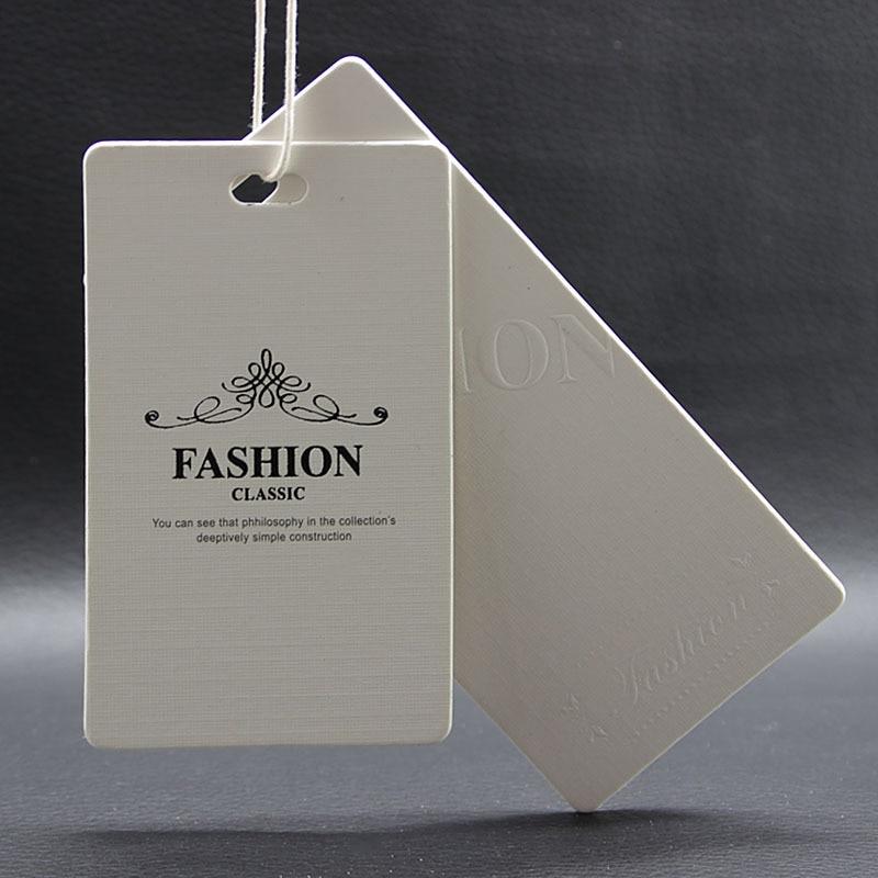 Customized Garment Labels Oem Paper