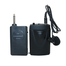 Mini Handheld Microphone Wireless Receiver and Transmmiter wireless collar microphone headset clip on mic