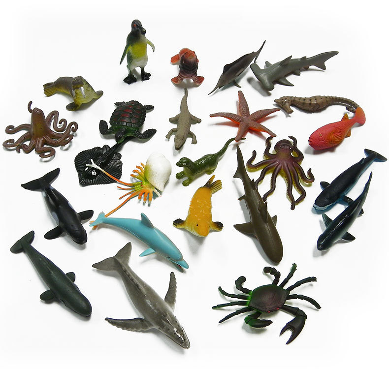 Wholesale Sea Animals Toys