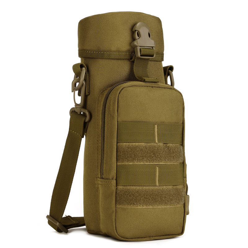MOLLE PALS cell phone coyote brown small mini buckle wargame utility survival pouch purse bag free shipping wholesales new 2018