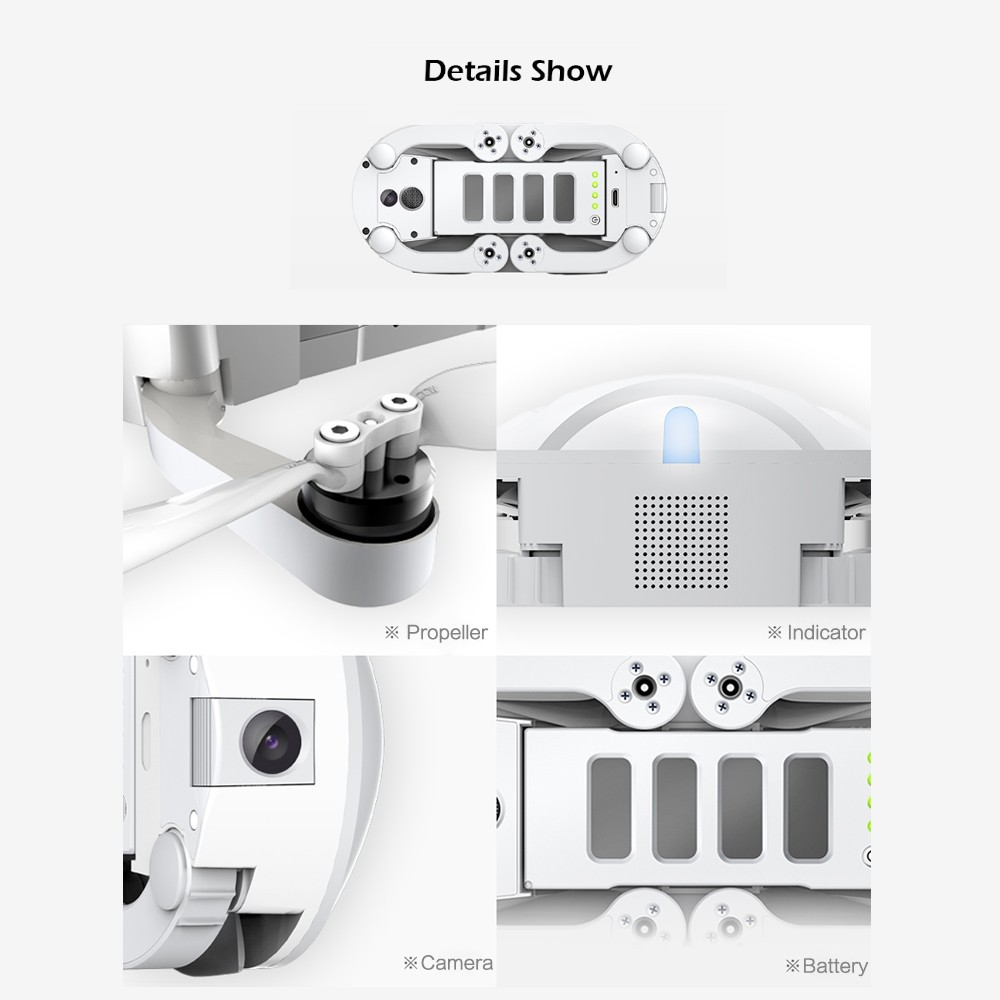 ZEROTECH Dobby Pocket Selfie Drone FPV With 4K HD Camera and 3-Axis Gimbal GPS Mini RC Quadcopter Pk DJI phantom 3 4 Dobby Drone