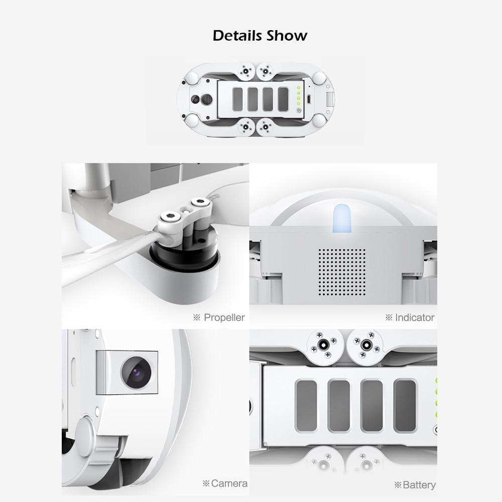 ZEROTECH Dobby Pocket Selfie Drone FPV With 4K HD Camera and 3-Axis Gimbal GPS Mini RC Quadcopter Pk DJI phantom 3 4 Dobby Drone