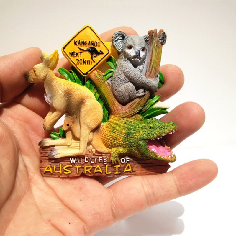 Suveniri - Page 11 1pcs-cute-Australia-Crocodile-Kangaroo-Koala-Fridge-Magnets-Home-Decoration-Magnetic-Refrigerator-Sticker-Travel-Souvenirs