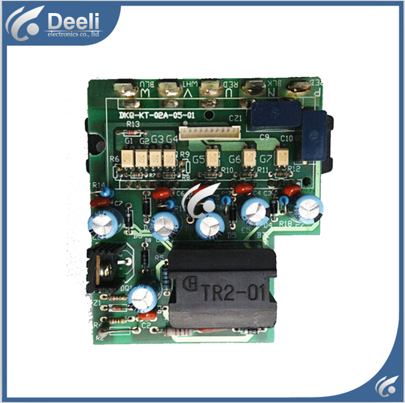 Air conditioning frequency conversion module DKQ-KT-02A-05-01 KFR-2801GW/BP PM20CTM060 used board good working air conditioning frequency conversion module dkq kt 02a 05 01 kfr 2801gw bp pm20ctm060 used board good working