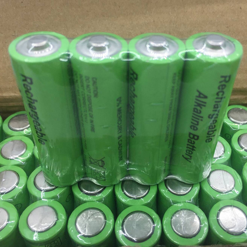 Image 1 - 20PCS 1.5V 3000mah AA Battery alkaline Rechargeable Battery for Flashlight rechargeable Battery Portable LED powerbank cr123a-in Rechargeable Batteries from Consumer Electronics