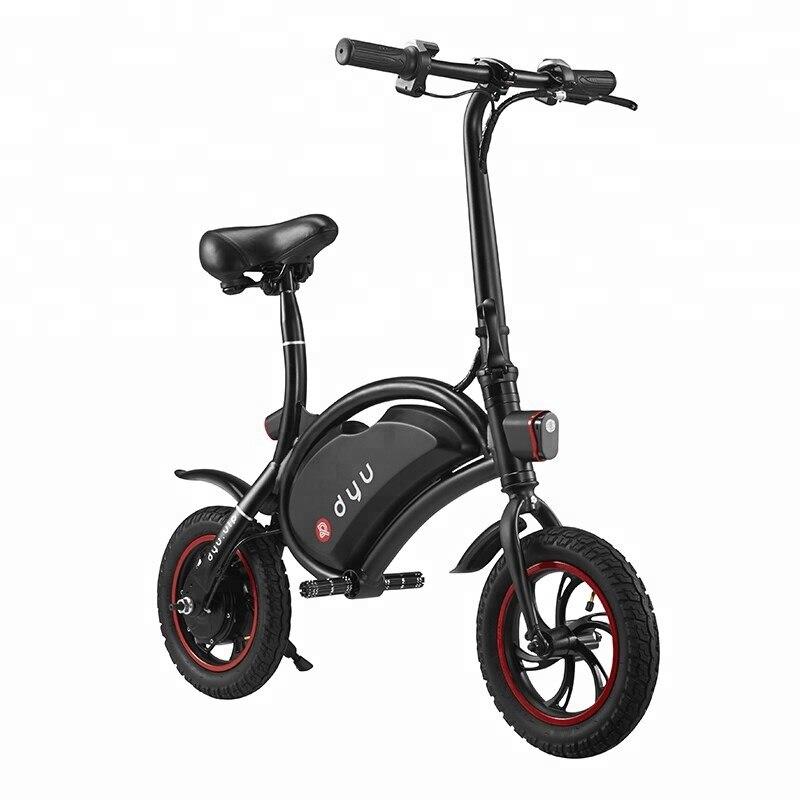 Bicicleta eléctrica plegable bicicleta eléctrica Mini bicicleta eléctrica ultraligero carretera e adulto bici bicicleta motor Hoverboard